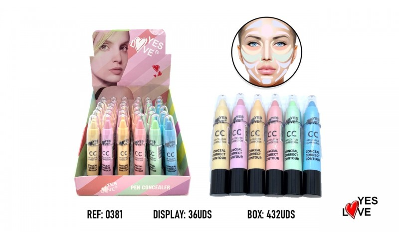 COLOR  IMPERFECTIONS CORRECTOR