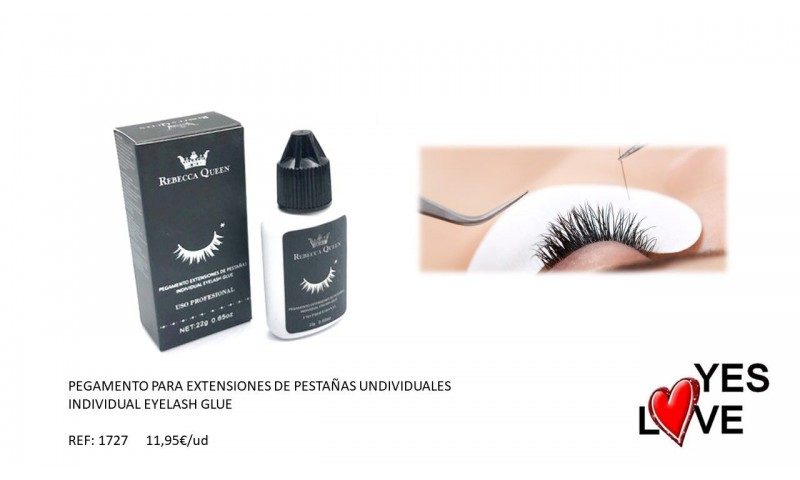 EYELASH EXTENSIONS GLUE