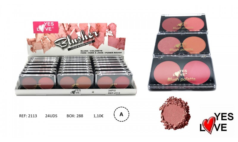DOBLE COLOR BLUSH