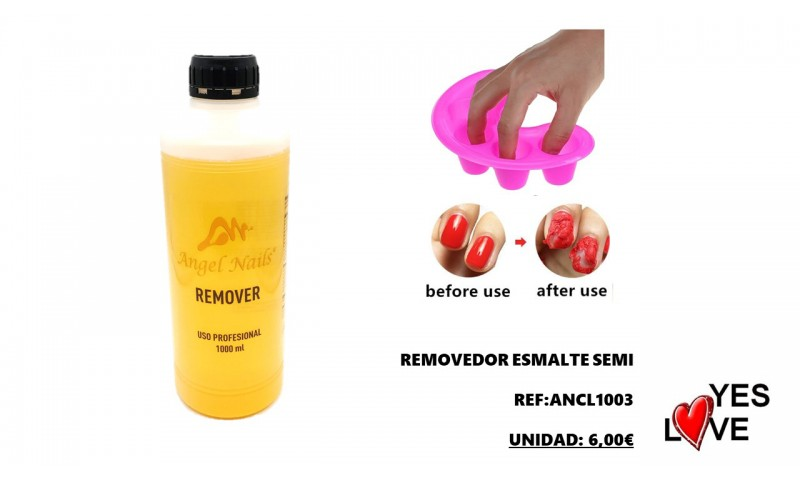 LONG LASTING NAILPOLISH REMOVER