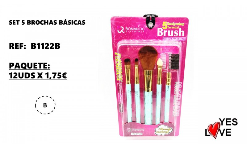 BRUSH KIT PACK