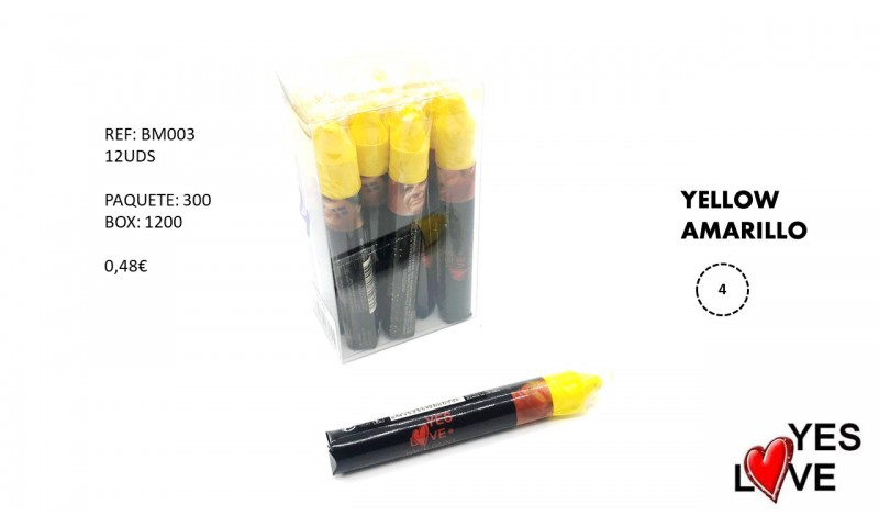 COLOR STICKS FOR FACE AND BODY