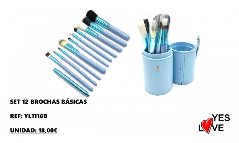 13 BASIC BRUSH BLUE